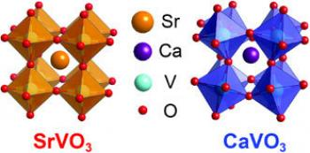 Correlated Metal Films might someday replace ITO and improve perosvkite solar cells