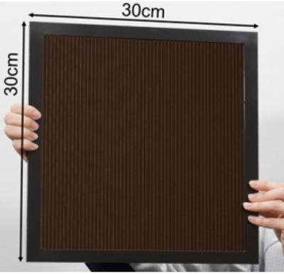 Japan鈥檚 NEDO and Panasonic achieve 16.09% efficiency for large-area perovskite solar cell module