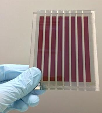 Flexible perovskite solar cells could benefit from graphene production breakthrough